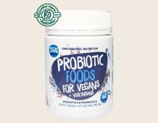 Probiotic Foods for Vegans and Vegetarians