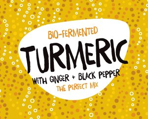 bio-fermented turmeric