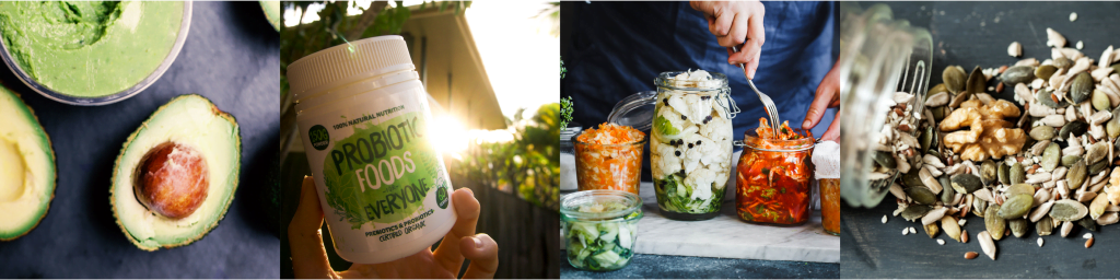 Probiotic Foods, Healthy Fats, Fermented Foods for Weight Loss