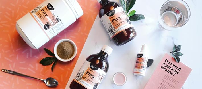 Probiotic Foods Complete Parasite Cleanse Program