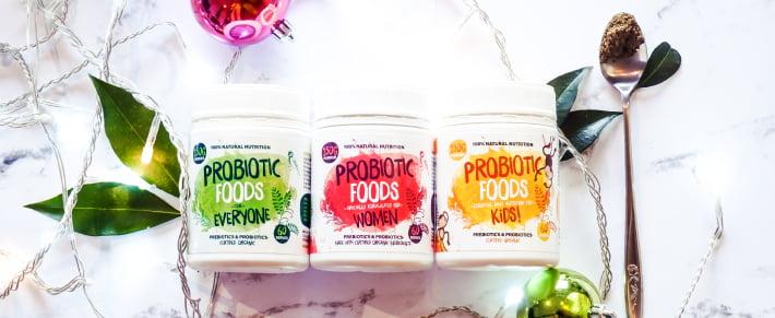 Probiotic Foods Christmas Bundles Special Offer
