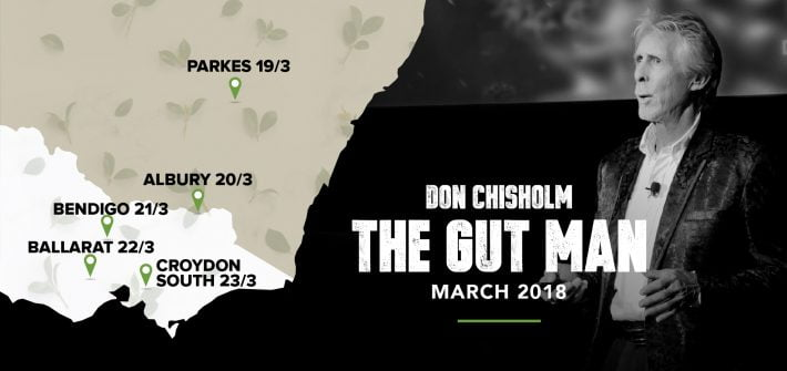 The Gut Man Hume Highway March Tour 2018