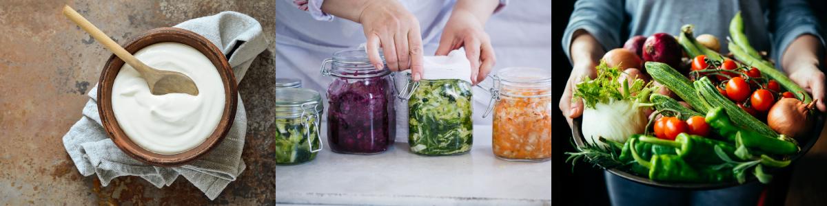 Probiotic Foods Gut Myths