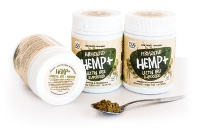 Probiotic Foods Fermented Hemp+ Protein