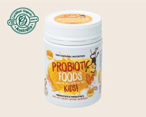 Probiotic Foods for Kids