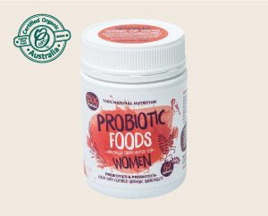 Probiotic Foods for Women