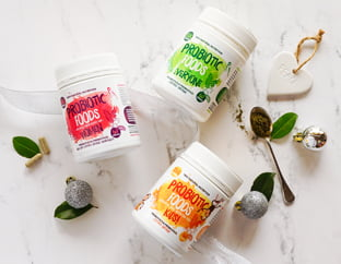 Probiotic Foods Family Bundle