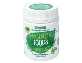 Probiotic Foods for Everyone Capsules