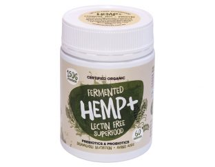 Probiotic Foods Fermented Hemp Certified Organic Blend