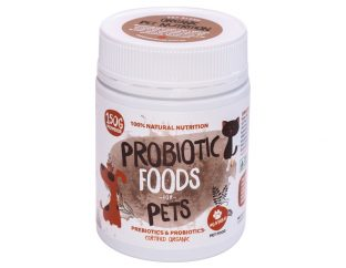 Probiotic Foods for Pets Certified Organic Blend
