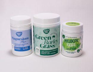 Probiotic Foods Everyone's Magic Trio