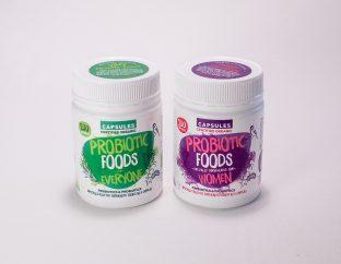 Probiotic Foods Traveller's Bundle