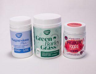 Probiotic Foods Women's Magic Trio