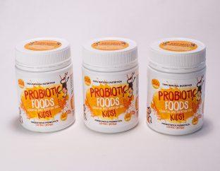 Probiotic Foods for Kids Bundle 3 pack